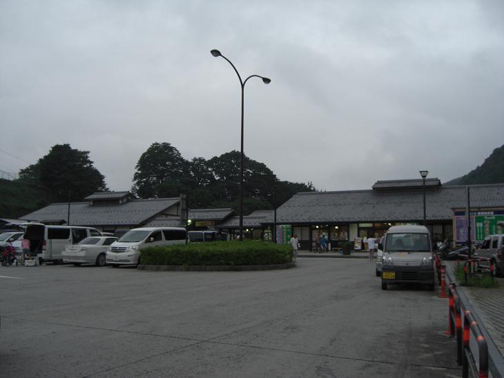 信州蔦木宿 道の駅