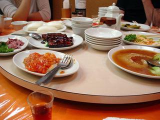 中華ターンテーブル