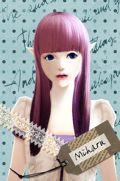キャラクター:椿屋MIHARU