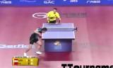 許昕VSガオニン(準々決)カタールオープン2014