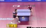 朱世赫VS趙彦来(準々決)カタールオープン2014