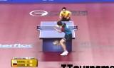 荘智淵VSオフチャロフ(準々決)カタールオープン2014