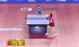 劉高陽VS呉穎嵐(準々決勝)カタールオープン2014