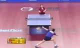 杜凱琹VSリーシュエ(準々決勝)カタールオープン2014
