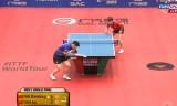 樊振東VS閻安(決勝) クウェートオープン2014