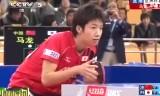 水谷隼VS馬龍(ハイライト)アジアカップ2014