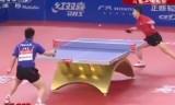 馬龍VS樊振東(決勝戦)アジアカップ2014