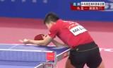 馬龍VS樊振東(長時間)アジアカップ2014