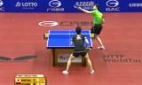 水谷隼VSオフチャロフ(決勝)ドイツオープン2014