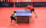 ゴーシュVS林兆恒(U21)スペインオープン2014