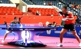 オフチャロフVSヤンツー 世界卓球2014