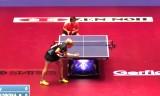 丁寧 VS クシンスカ 世界卓球2014
