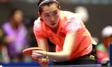 李暁霞VSグジボフスカ 世界卓球2014