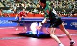 モンテイロVSルベッソン 世界卓球2014