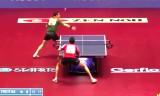 マテネの素晴らしいプレー 世界卓球2014