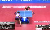 日本VSベラルーシ 世界卓球2014