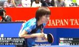 日本VSハンガリー 世界卓球2014