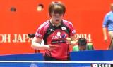 日本VSアメリカ 世界卓球2014