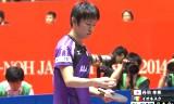 日本VSルーマニア 世界卓球2014(高画質)