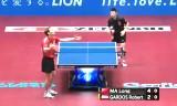 馬龍VSガルドス 世界卓球2014