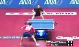 許昕VSウラソフ 世界卓球2014