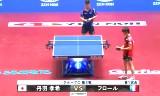 日本VSフランス 世界卓球2014