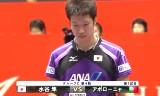 日本VSポルトガル 世界卓球2014