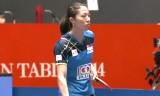シンガポールVSフランス 世界卓球2014