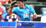 ガオニンVSカールソン 世界卓球2014
