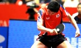 朱世赫VS荘智淵(準々)世界卓球2014