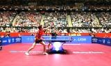 鄭栄植VS陳建安(準々)世界卓球2014