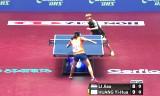 台湾VSオランダ 世界卓球2014