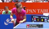 中国VS北朝鮮(準々決勝)世界卓球2014
