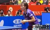 日本VSオランダ(準々決勝)世界卓球2014