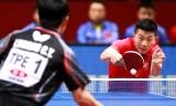 馬龍VS荘智淵(準決勝) 世界卓球2014
