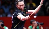 石川佳純VS李暁霞(決勝)世界卓球2014