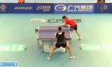 馮天薇VSサマラ(決勝)フィリピンオープン2014