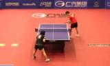 伊藤美誠VS馮天薇(準決)オーストラリア2014