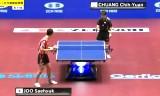 荘智淵VS朱世赫 世界卓球2014
