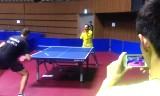 両手の無い卓球選手とサムソノフ
