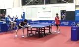 酒井明日翔VS李漢銘(U21準決勝)オーストラリア