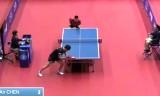 村松雄斗VS陳建安(1回戦)中国オープン2014