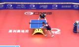 丹羽孝希VSメンゲル(1回戦)中国オープン2014
