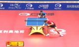 許昕VSガオニン(準々決勝)中国オープン2014