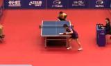 丹羽孝希VS荘智淵(2回戦)中国オープン2014