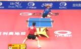 吉田海偉VS樊振東(2回戦)中国オープン2014