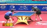 樊振東VS王皓(準々決勝)中国オープン2014