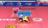 丁寧VSユモンユ(準々)中国オープン2014