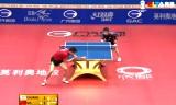 馬龍VS荘智淵(長時間) 中国オープン2014