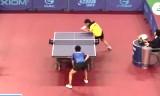 坪井勇磨VSユージャーチン  韓国オープン2014